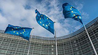 Az Európai Bizottság brüsszeli székháza