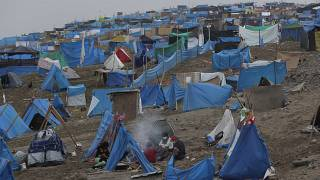 Pandemic fuels rise in poverty in Peru