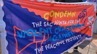 ASEAN fordert Ende der Gewalt in Myanmar