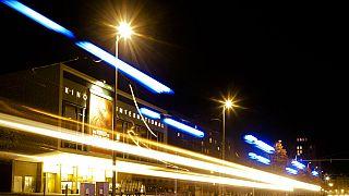 Geschlossenes Kino in Berlin