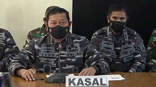 Yudo Margono, Jefe de la Marina indonesia