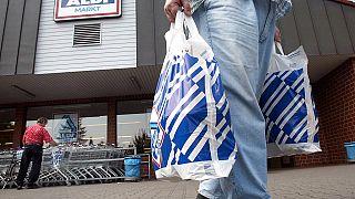 ALDI-Supermarkt - ARCHIV