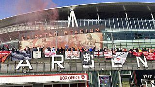 Emirates Stadium, Λονδίνο - 23/4/2021