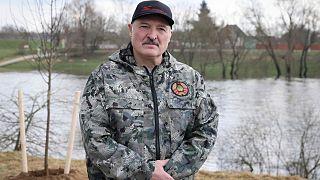 لوکاشنکو رئیسجمهور بلاروس