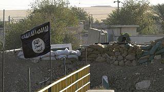 موقع لتنظيم الدولة الإسلامية في غرب إفريقيا بنيجيريا