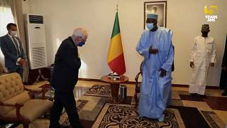 Europe pledges support to Mali amid transition to an elected government