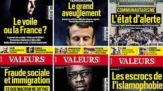 مجلة فالور أكتوال الفرنسية اليمينية المحافظة