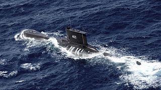 Endonezya Donanması'na ait KRI Nanggala-402 denizaltısı