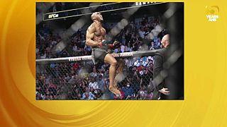 'The Nigerian nightmare' Kamaru Usman defends UFC title