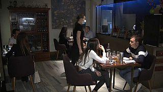 """Obrir Girona"", restaurantes libres de COVID"