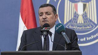 وزير الدولة المصري للإعلام أسامة هيكل