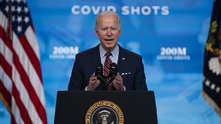 ABD Başkanı Joe Biden'ın ilk 100 günlük icraatlarına destek yüzde 52 oranında oldu.