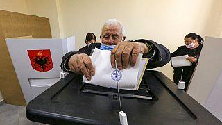 Parlamentswahl in Albanien: Vorsprung für die Sozialisten