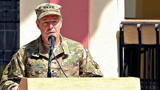 اسکات میلر، فرمانده نیروهای آمریکایی در افغانستان