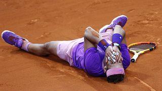 Rafa Nadal gana su 12º Conde de Godó en una emocionante final frente al griego Tsisipas