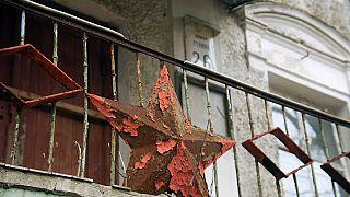 abandoned soviet buildings