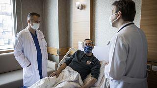 Hastane doktorları