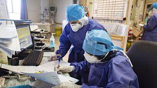 کادر درمان ایران