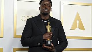 Daniel Kaluuya wins Oscar for portrayal of Black Panther icon Hampton