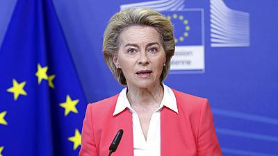 Ursula von der Leyen suggested a change in travel policy in the EU would come soon