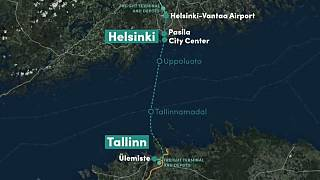 FinEast Bay plans for a rail tunnel to Estonia