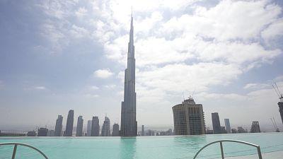 Dubai's best rooftop views