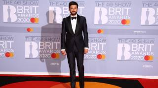 Comedian Jack Whitehall will once again host the BRIT Awards