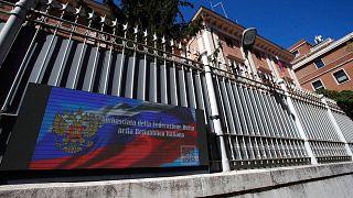 روسیه در اقدامی تلافیجویانه تصمیم به اخراج یک دیپلمات ایتالیایی گرفت