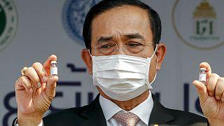 Tayland Başbakanı Prayuth