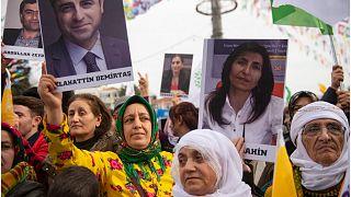 بدء محاكمة قادة حزب مؤيد للاكراد على خلفية تظاهرات 2014 في تركيا