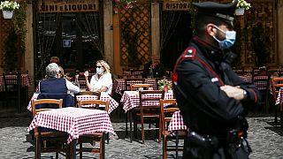 Άνοιξαν τα εστιατόρια στην Ιταλία
