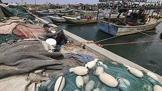 ميناء غزة البحري- أعلنت إسرائيل أنها أغلقت منطقة الصيد قبالة قطاع غزة المحاصر