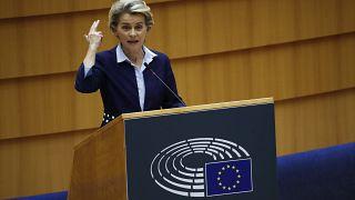 """Von der Leyen: """"Als Frau und Europäerin"""" diskriminiert"""