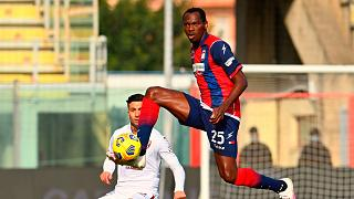 Simy Nwankwo Nigeria's new highest-scoring striker in European soccer