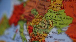 Balkanlar haritası