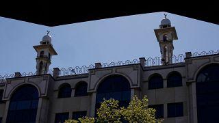 مسجد عمر في حي كروزبرج ببرلين