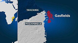 Gisements gaziers au large du Mozambique