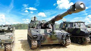 عکس تزئینی از برخی تجهیزات نظامی