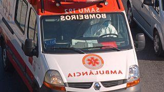 حياة سائق سيارة إسعاف في ذروة الوباء في البرازيل
