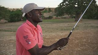 Μανούτσο: Ο πρωταθλητής γκολφ της Αγκόλας