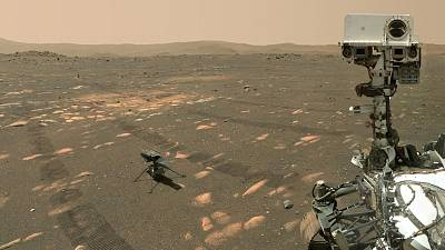 Oxygen has been found on Mars