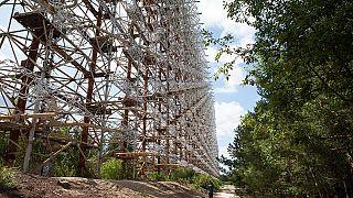 ناتاليا ليوبشينكوفا / يورونيوز رادار دوغا ، نظام رادار  استخدم من يوليو 1976 إلى ديسمبر 1989 كجزء من شبكة رادار الإنذار المبكر للدفاع الصاروخي السوفيتي