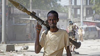 Somalia on the 'brink of war' as gov't claims control of Mogadishu
