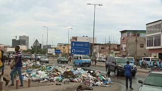 Massive garbage cleanup in Luanda to prevent public health crisis