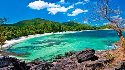 The Seychelles is a sustainable island nation