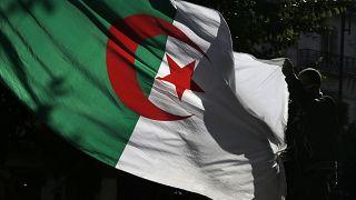 العلم الوطني الجزائري