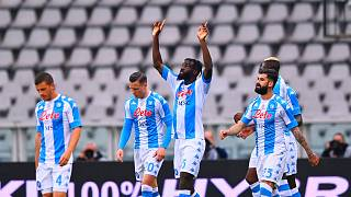 Serie A up for tight finish as Napoli shakes up top 4