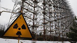 Çernobil, Ukrayna / Arşiv