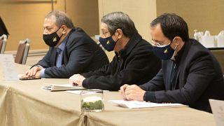 Συνεδρίαση Εθνικού Συμβουλίου στη Γενεύη