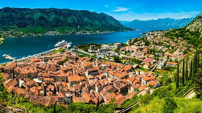 Montenegro is home to some stunning coastlines